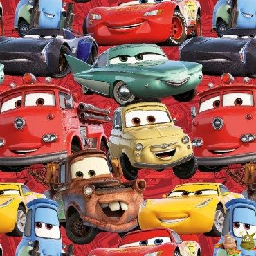 jersey_stoff_disney_cars_rot